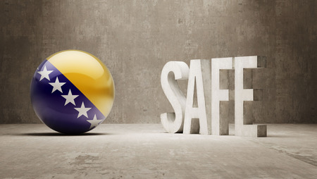 safely: Bosnia and Herzegovina Safe Concept