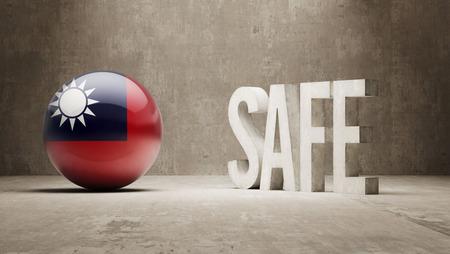 cautionary: Taiwan   Safe Concept