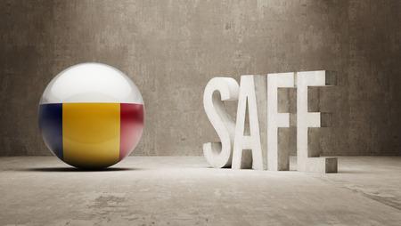 cautionary: Romania  Safe Concept