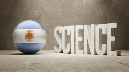 Argentina   Science Concept Stock Photo - 27325648