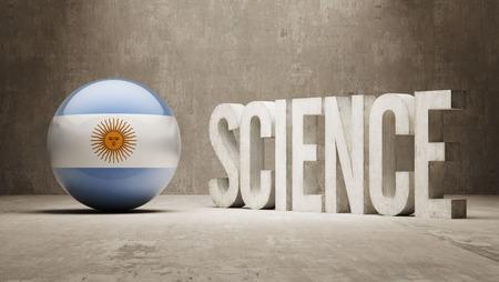 Argentina   Science Concept Stock Photo - 27325648