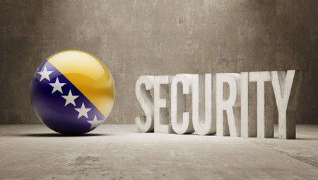 herzegovina: Bosnia and Herzegovina   Security Concept