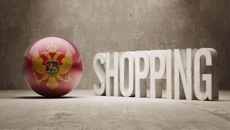 consumerist: Montenegro   Shopping concept