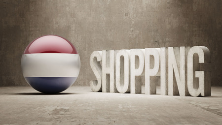 Netherlands    Shopping concept