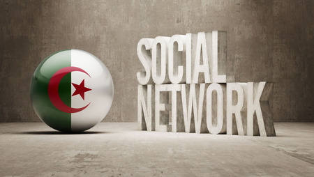 Algeria  Social Network photo