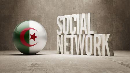 algeria: Algeria  Social Network