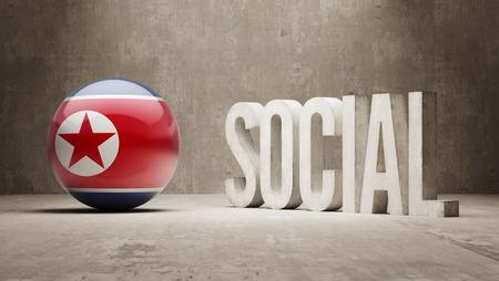 societal: North Korea  Social Concept