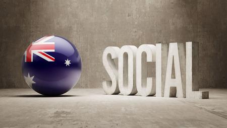 societal: Australia  Social Concept