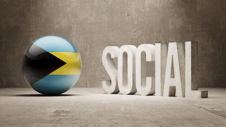 societal: Bahamas   Social Concept