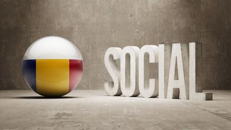 societal: Romania Social Concept