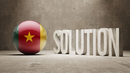cameroon: Cameroon  Solution Concept