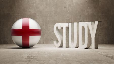 study concept: England  Study Concept