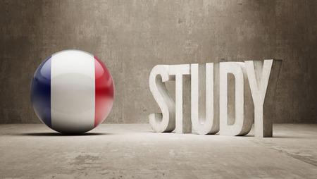 study concept: France   Study Concept