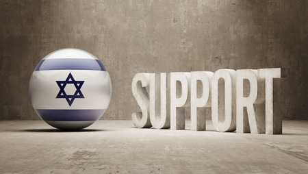 Israel Support Concept