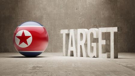 north korea: North Korea  Target Concept