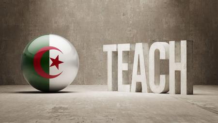 algeria: Algeria   Teach Concept