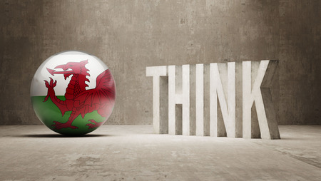 Wales   Think Concept photo