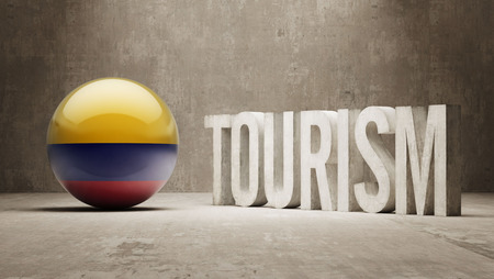 Colombia   Tourism Concept photo