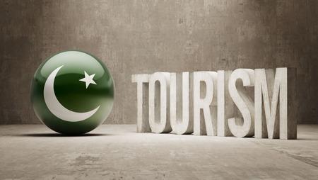 Pakistan  Tourism Concept photo