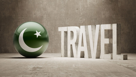 Pakistan   Travel Concept photo