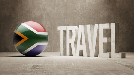 South Africa   Travel Concept photo