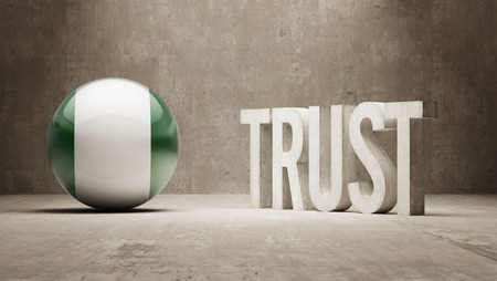 confianza concepto: Nigeria Confianza Concept
