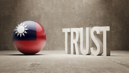 reliance: Taiwan   Trust Concept