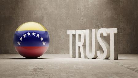 reliance: Venezuela   Trust Concept