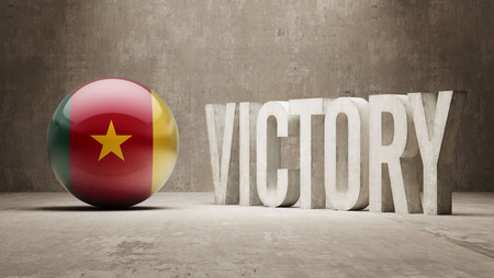 cameroon: Cameroon  Victory Concept