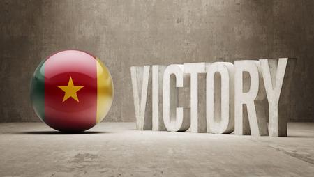 cameroon: Camerun Vittoria Concetto