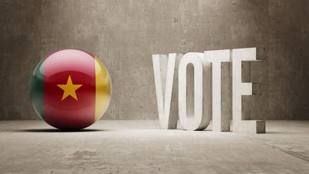 cameroon: Camerun Vota Concetto