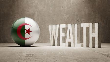 weal: Algeria  Wealth Concept