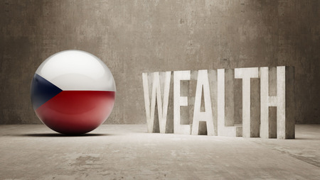 weal: Czech Republic   Wealth Concept