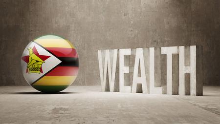 Zimbabwe   Wealth Concept