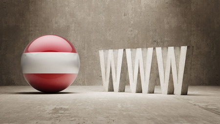 url virtual: Austria   WWW Concept