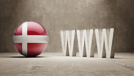 url virtual: Denmark   WWW Concept