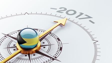 bahamas celebration: Bahamas  High Resolution 2017 Concept Stock Photo