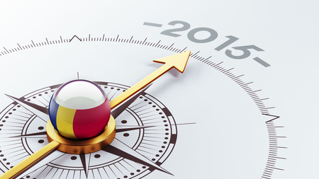 Romania High Resolution 2015 Concept
