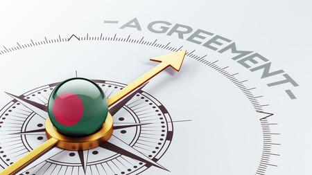 bangladesh 3d: Bangladesh High Resolution Agreement Concept
