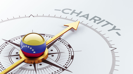 Venezuela High Resolution Charity Concept photo