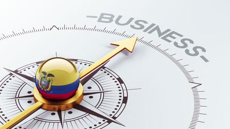 Ecuador High Resolution Compass Concept