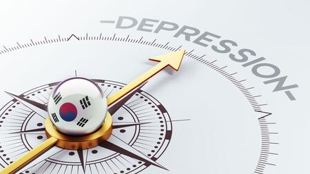 South Korea High Resolution Compass Concept