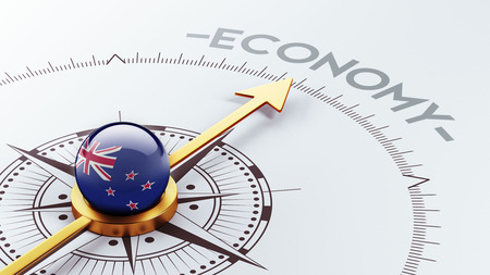new zealand word: New Zealand High Resolution Economy Concept Stock Photo