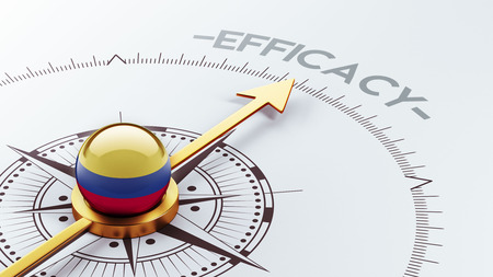 efficacy: Colombia High Resolution Efficacy Concept