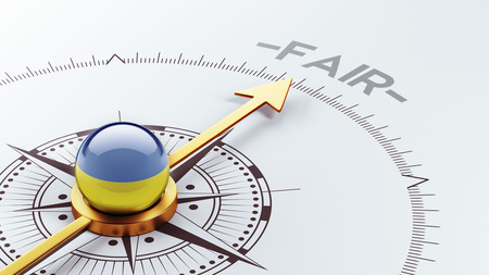 fairness: Ukraine High Resolution Fair Concept