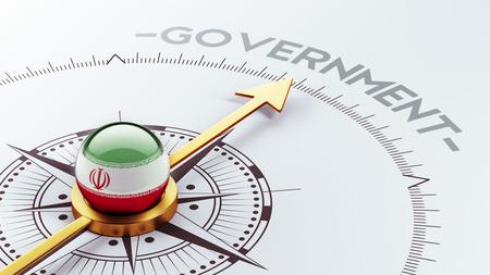 gov: Iran High Resolution Government Concept Stock Photo