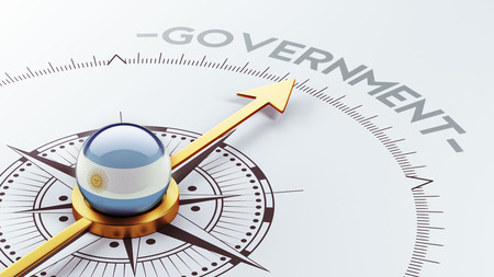 presidency: Argentina High Resolution Government Concept Stock Photo