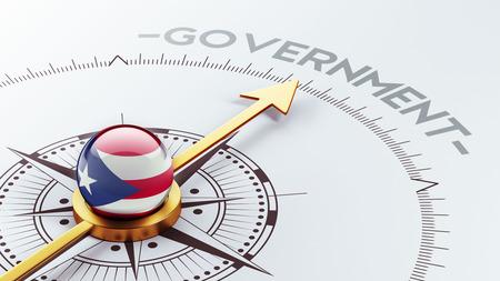 gov: Puerto Rico High Resolution Government Concept Stock Photo