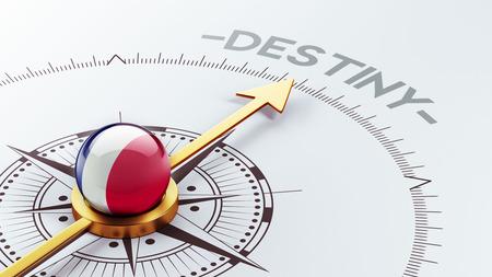 inevitability: France High Resolution Destiny Concept