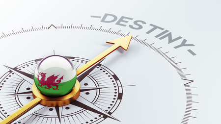 inevitability: Wales High Resolution Destiny Concept